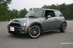 Alloys For Mini Cooper Any Silver Cooper S With Black Alloys Mini Cooper