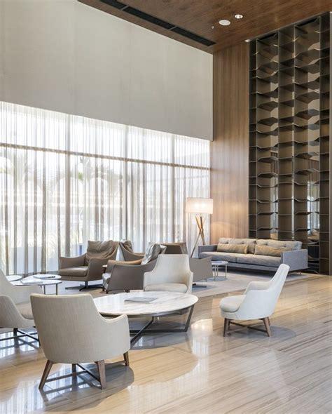 hotel lobby seating hotel barra vence pr 234 mio de arquitetura lobbies