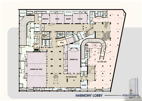 hotel lobby floor plan search hotel design