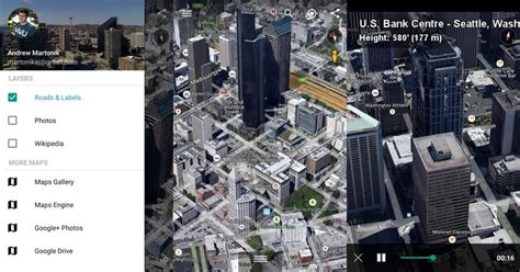 Google Maps and Google Earth: What's the difference ... Google Maps Satellite View 2015