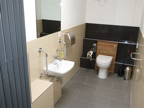 Design Disabled Toilet by Commercial Wcs And Bathroom Projects Addingtons Bathrooms