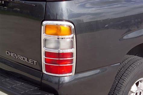 2001 tahoe tail lights 2001 chevrolet tahoe custom tail lights 2001 chevrolet