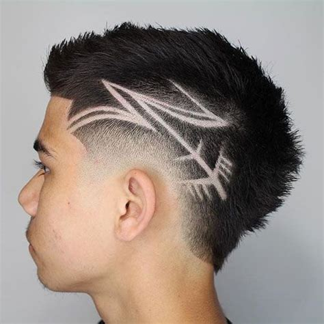 hair tattoos for men 23 cool haircut designs for 2018 haircut styles