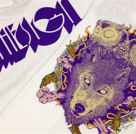 T Shirt The Sigit Detourn Mc the s i g i t owl and wolf t shirt on behance