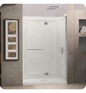 aqua glass shower door dreamline shdr 3148726 aqua shower door clear glass