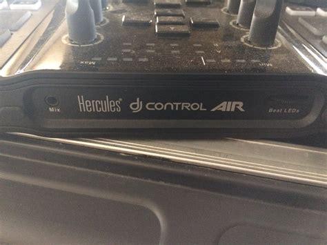 console hercules dj air dj air hercules dj air audiofanzine