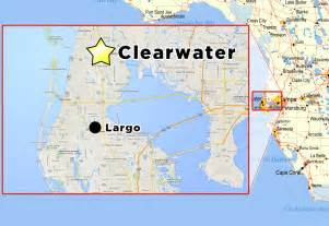 map of clearwater florida and surrounding areas clearwater fl self storage facility tropicana storage