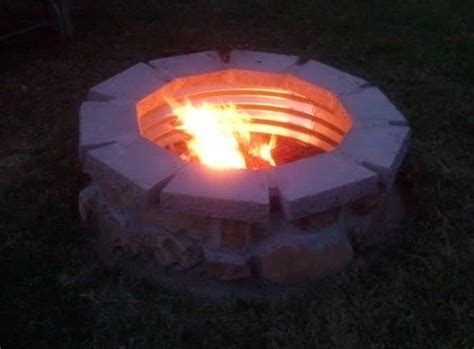 how to make a simple fire pit in your backyard how to build a simple outdoor fire pit for less than 100 bucks 171 landscaping