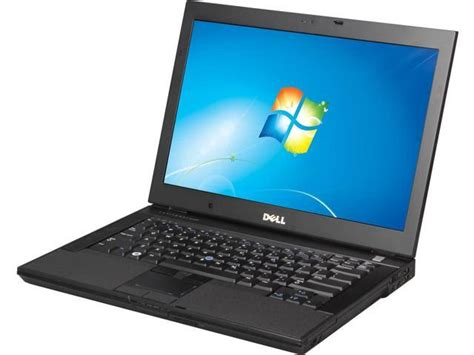 Laptop Dell E6400 refurbished dell latitude e6400 notebook with intel 2 duo 2 53ghz 4gb ram 120gb hdd