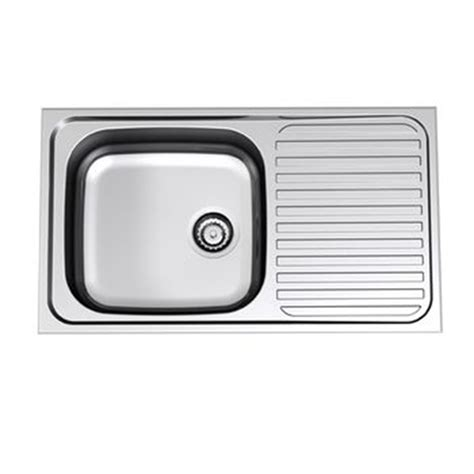 Bunnings Kitchen Sink Radiant R110 1l Sink Left Bowl Bunnings Warehouse