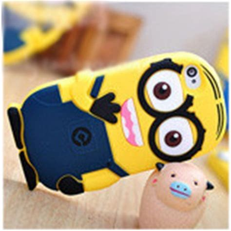 Casing Hp Iphone 4 4s Despicable Me Minion One Direction Custom Hardca minion despicable me tpu for iphone 4 4s