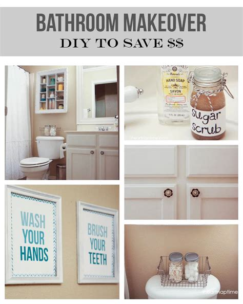 budget friendly diy remodeling projects   bathroom