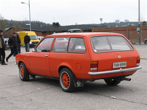 kadett opel opel kadett estate photos and comments www picautos com