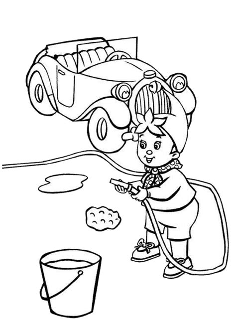 noddy coloring pages games coloring page noddy coloring pages 2