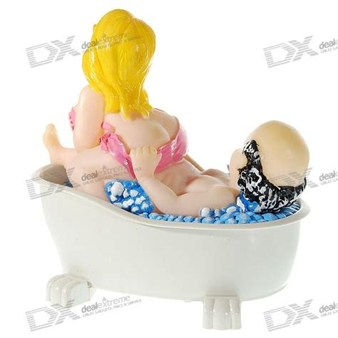 couple bathtub sound activated happy bathtub bathing couple 3 aa free