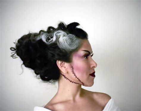 halloween hairstyles long hair 17 halloween hairstyles to complete your killer costume