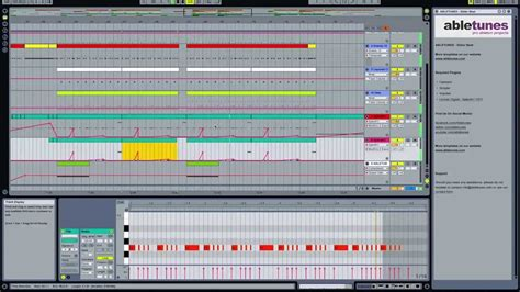 free ableton live templates free ableton live template quot slider beat quot by abletunes