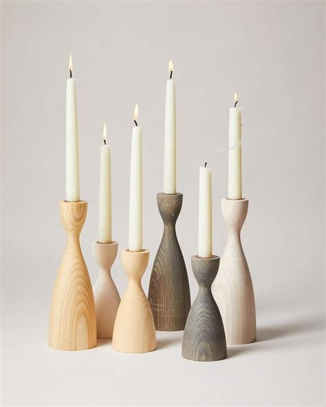 pantry candlestick natural farmhouse pottery