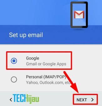 cara membuat akun gmail pada android cara membuat akun email baru menggunakan android techijau