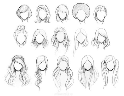 cartoon hairstyles cute best 20 character drawing ideas on pinterest drawing
