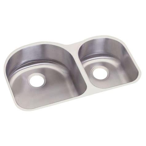 Knop Panci Stainless Mt 31 elkay lustertone undermount stainless steel 31 in 0 single bowl kitchen sink in satin