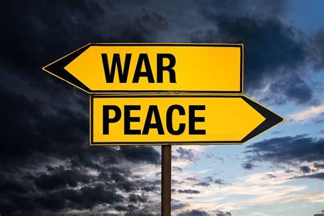 testi sulla pace tema sulla guerra e sulla pace testo argomentativo e