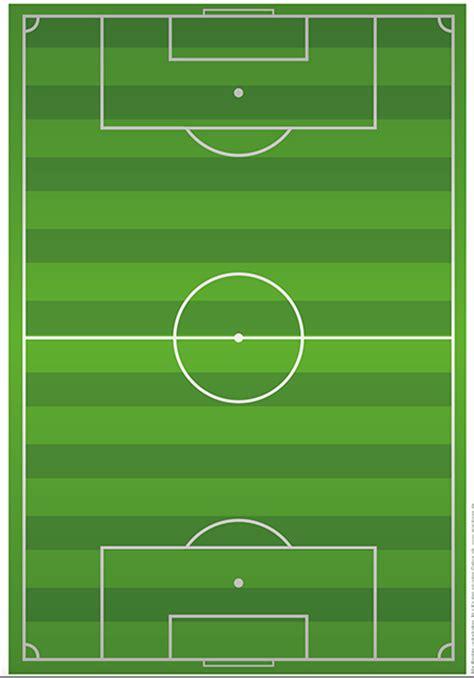 fussballfeld din  zum ausdrucken kalender