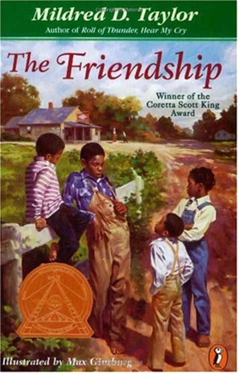 the friendship book books award winning youth literature database the friendship by