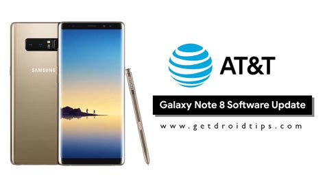 Samsung Note 8 Feb 2018 n950usqs3brb2 february 2018 security for at t galaxy note8
