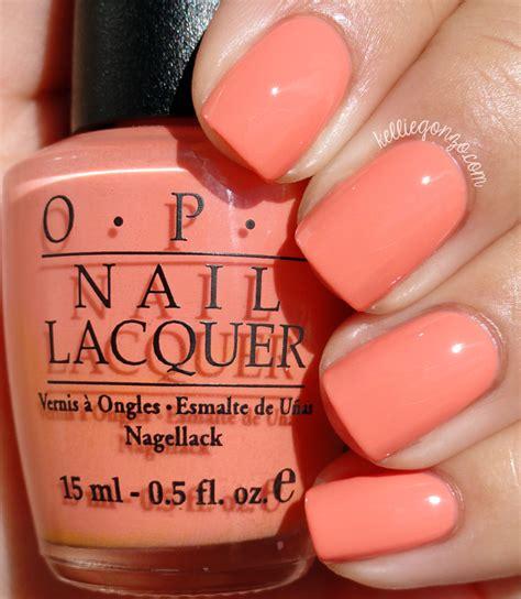 light color nail polish opi apricotcha cheating kelliegonzo com nails