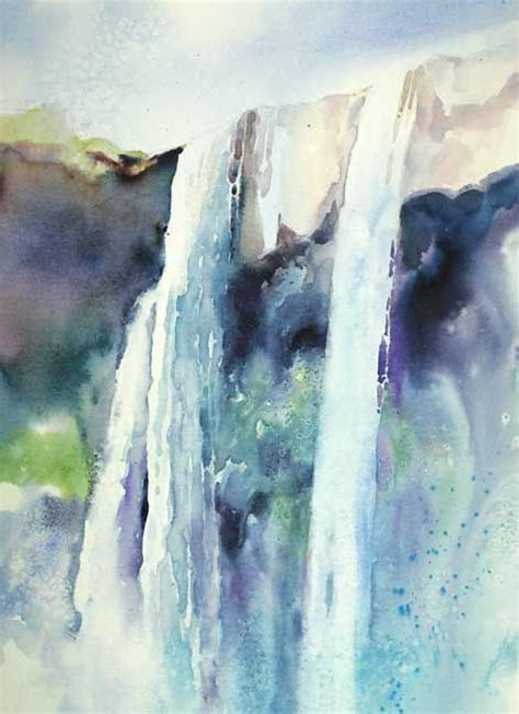 watercolor tutorial painting water 50 best images about tutorials on how to paint water on