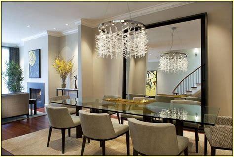 Amazing Long Dining Room Light Fixtures #4: Modern-Dining-Room-Chandeliers.jpg