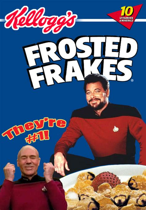 Frosted Flakes Meme - redshirt s lament number one day for you