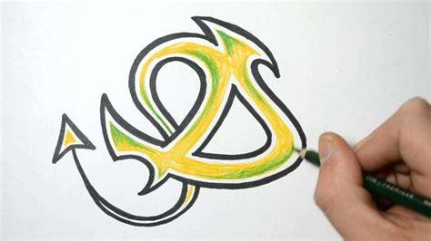 lettere a graffiti how to write graffiti letters d