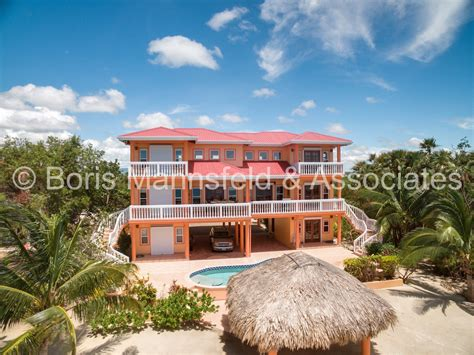 Luxury Homes In Belize Placencia Multifamily Home For Sale