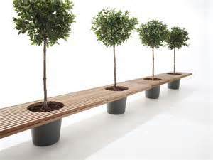 banc de jardin bois romeo juliet by extremis design