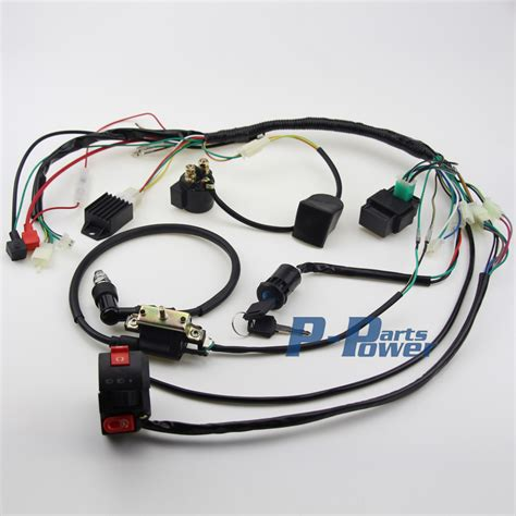 110cc atv wiring harness complete 41 wiring