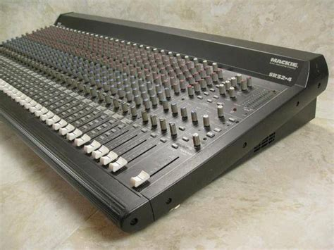 Mixer Mackie Second mackie sr32 4 vlz pro 32 channel mixer for sale from bulacan adpost classifieds