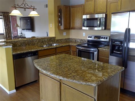 Kitchen Island With Granite Countertop by Black Extra Large Built In Oven Granite Kitchen Countertop