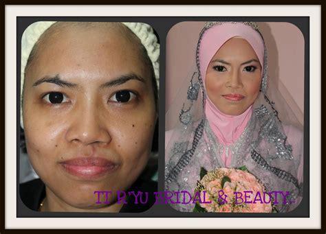 Makeup Kahwin gambar rumah up contoh z