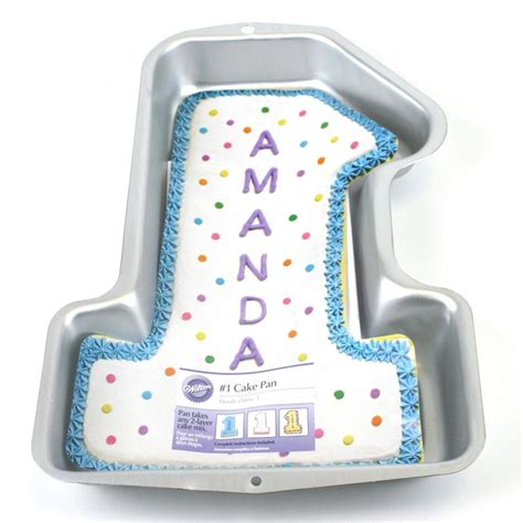 number 1 birthday cake template wilton number 1 cake pan hobbycraft