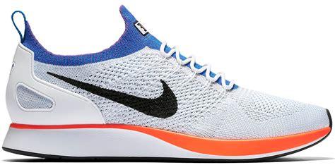 Sepatu Sneakers Nike Flyknit Racer Premium For 1 nike air zoom flyknit racer premium hyper crimson