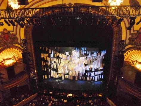 balcony in the forest new york review book books front row balcony view picture of the musical new