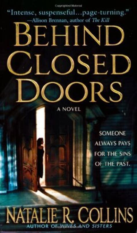 Closed Doors Book by Closed Doors By Natalie R Collins Reviews