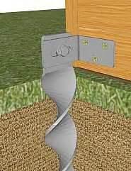 Bodenanker Ohne Beton by Bodenanker Zum Einschlagen Kein Beton Erforderlich