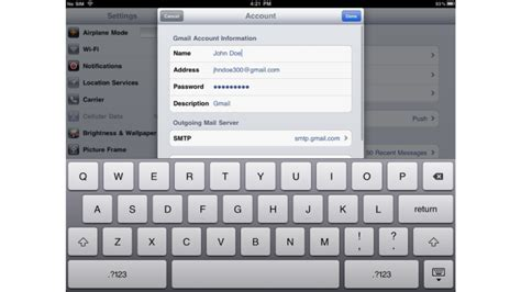 Resetting Gmail Password On Ipad | how to change your email password on your ipad kualo limited