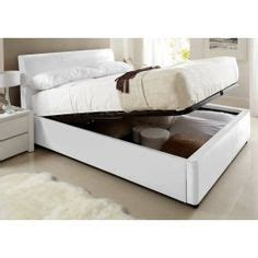 sleep emporium henley white leather ottoman storage bed 1000 images about our bedroom on antique books uk and