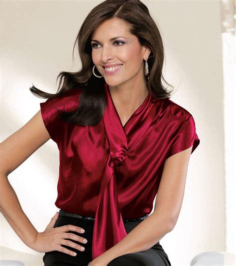imagenes de blusas urbanas modelos de blusas de cetim dicas e fotos para voc 234 arrasar