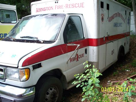 1997 ford e 450 ambulance for parts online government auctions of government surplus municibid
