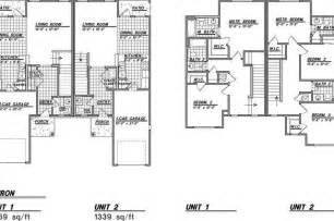 duplex floor plans with 2 car garage duplex floor plans joy studio design gallery best design